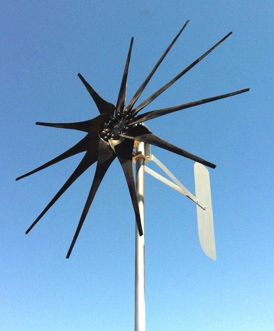 Wind Turbines Carbon Fiber Hornet1000 Sustainable Energy