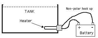 48 Volt 600 Watt DC Low Voltage Submersible Water Heater Element Solar Dump Load